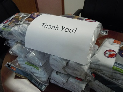Thank You Sock Drive Blog