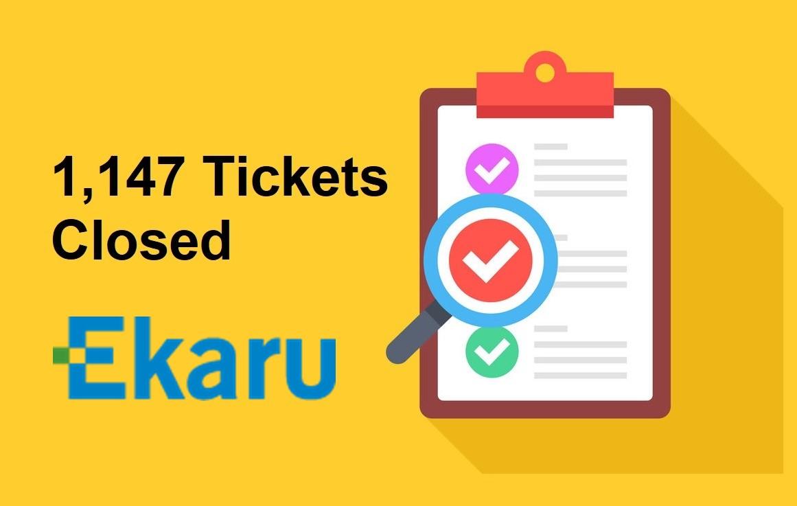 Checklist - Ekaru