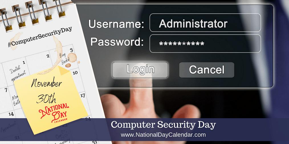 Computer-Security-Day-November-30