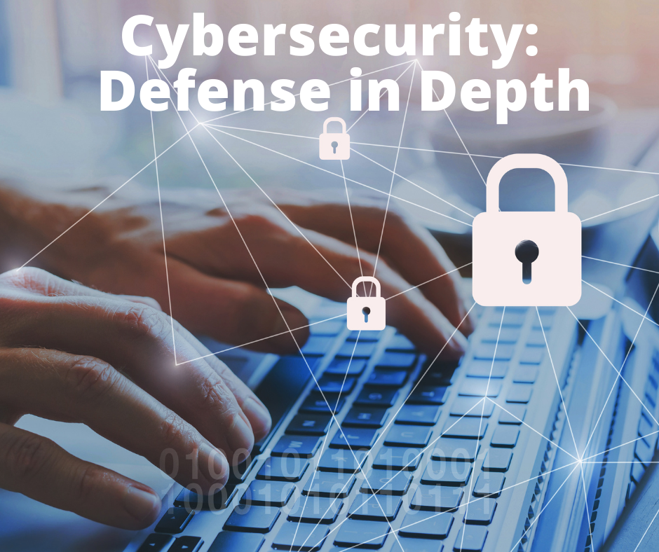 Cybersecurity Defense in Depth - Ekaru-Blog