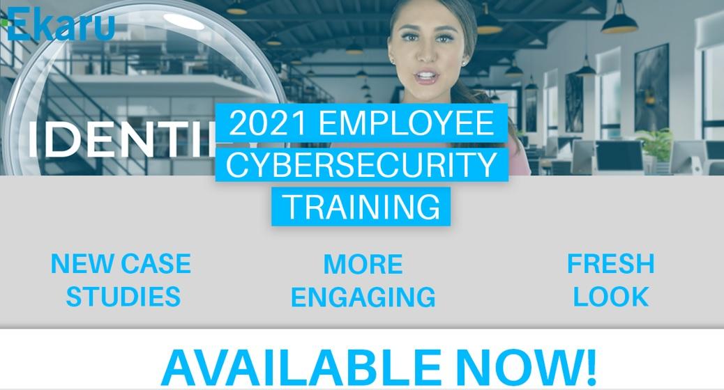Cybersecurity Training 2021-1