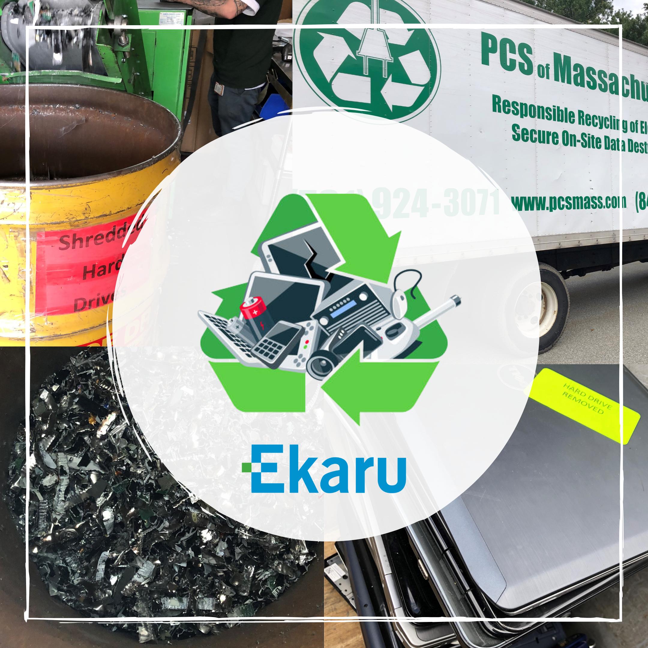 Ekaru - Electronics Recycling Event - May 2021-2