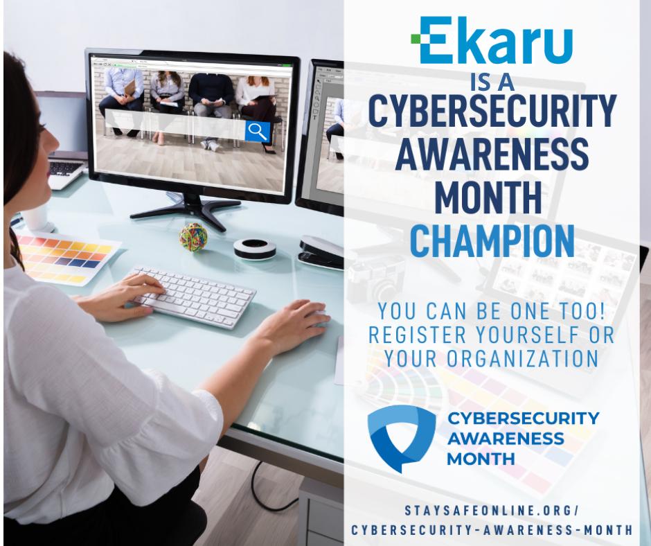Ekaru-2021 Cyber Champion