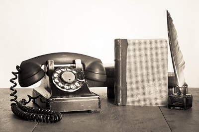 Old Phone System