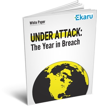 Year in Breach - eBook Landing Page Ekaru