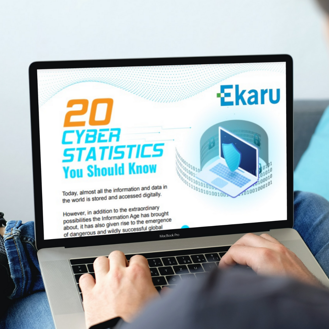 10/12/2021 - 20 Cyber Statistics You Should Know