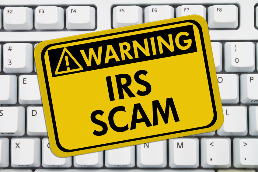 Tax Time and Cyber Scams