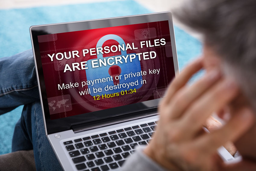 Ransomware - Don't Pay the Ransom!