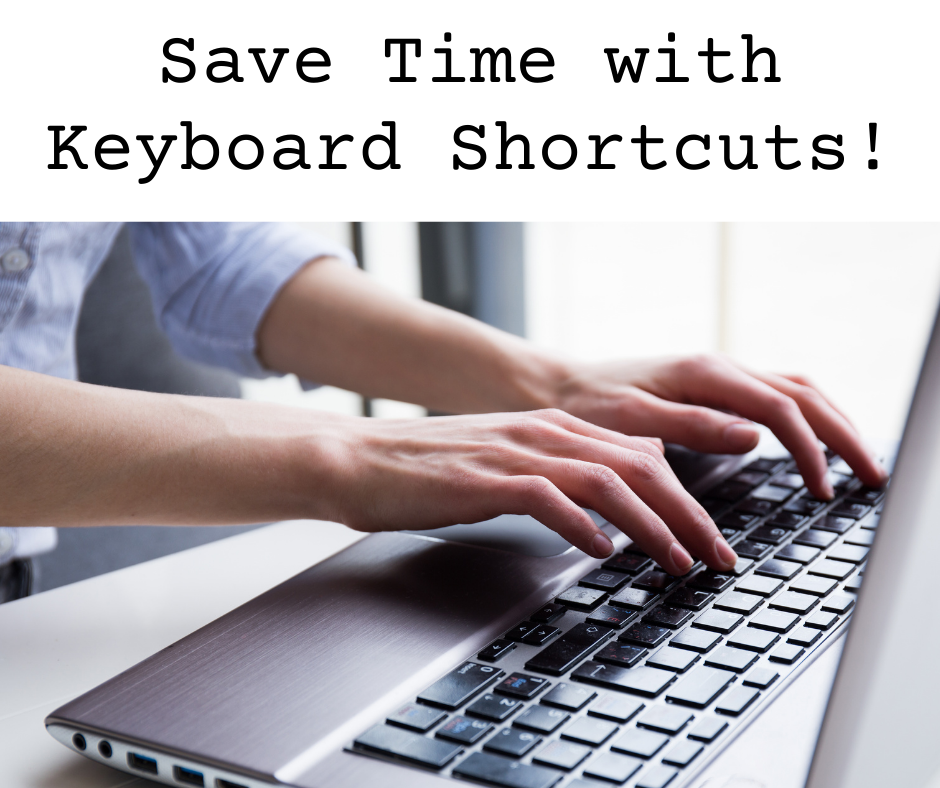 Save Time with Computer Keyboard Shortcuts