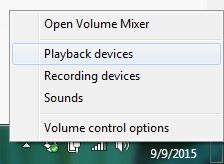 Sound-Playback