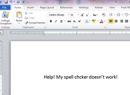 Spell_Checker_Doesnt_Work