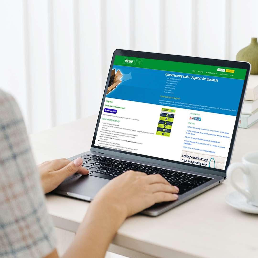 The Ekaru Technology Advisor monthly Newsletter